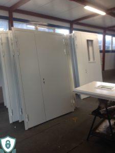 дверь рентгенозащитная производитель