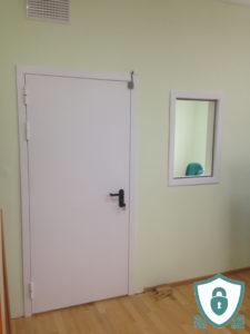 окно рентгенозащитное смотровое