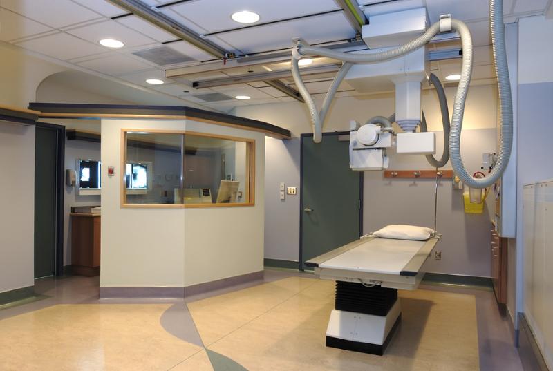 Строительство рентгенкабинетов